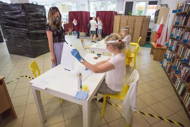 Wybory 2020 w Słupsku. Druga tura głosowania