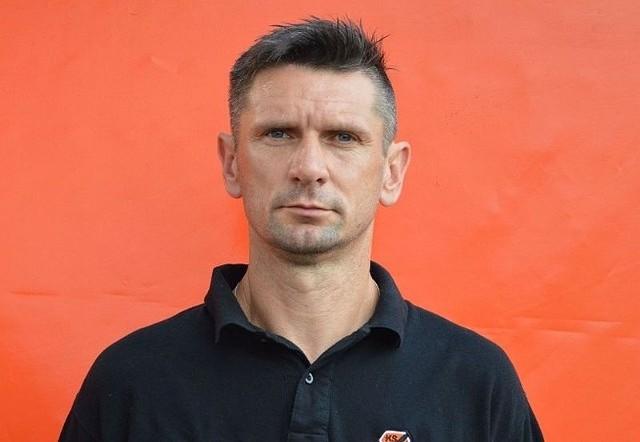 Trener Tadeusz Krawiec po tym sezonie odchodzi z KSZO 1929 Ostrowiec.