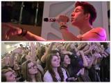 Dawid Kwiatkowski, bożyszcze nastolatek zaśpiewał w Grudziądzu! Oj działo się, działo! [zdjęcia, wideo]