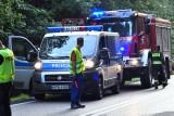 Wypadek na drodze Szczecin - Gryfino. Nie ma przejazdu