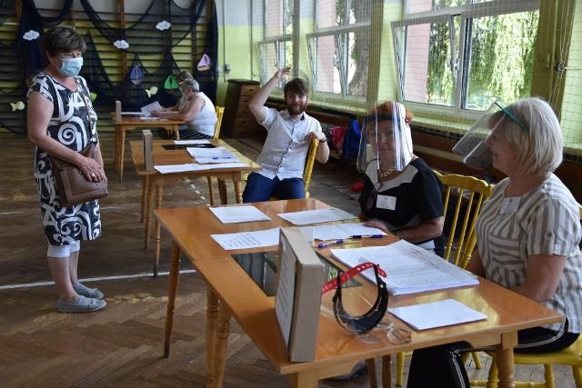 Wybory prezydenckie w Rybniku w czasie pandemii