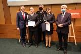 Uroczysta gala w PUW. Najpopularniejsi podlascy strażacy OSP odebrali nagrody