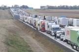 Autostrada A4: rosną korki. Zator też na wyjeździe z Wrocławia