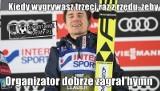 Kamil Stoch sukcesem w Pucharze Świata znów rozgrzał internet MEMY. Skoki narciarskie i śmieszne obrazki 31.01