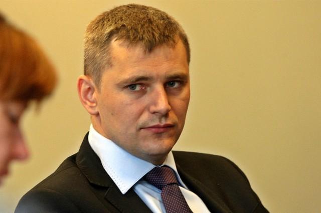 Sebastian Krawczyk - dyrektor szkoły w Kokoszkach