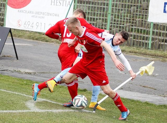 Piłkarze Pogoni Siedlce wznowili treningi