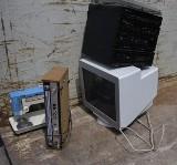 Zbiórka elektrośmieci. Tuja za stary telewizor