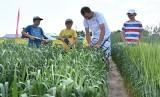 Pierwszy dzień Krajowych Dni Pola i targów AGRO-TECH Minikowo (zdjęcia)