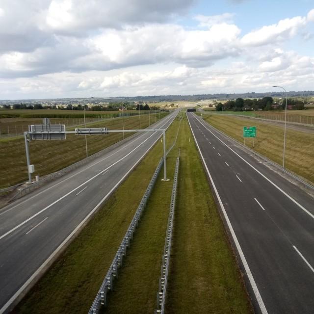 Odcinek Szczepanowice-Widoma jest już gotowy w ponad 98 proc.