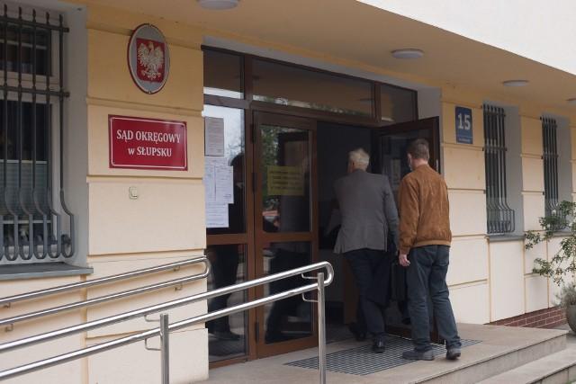 4 przypadki koronawirusa w Sądzie Okręgowym w Słupsku. Kasa i punkt KRK nieczynne
