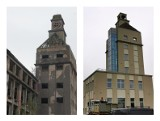 Dwie wieże z Nowej Soli. Internauci wolą starszą wersję. Ta z przeszłości wciąż jest podziwiana. Odbudowana wieża czeka na zegar