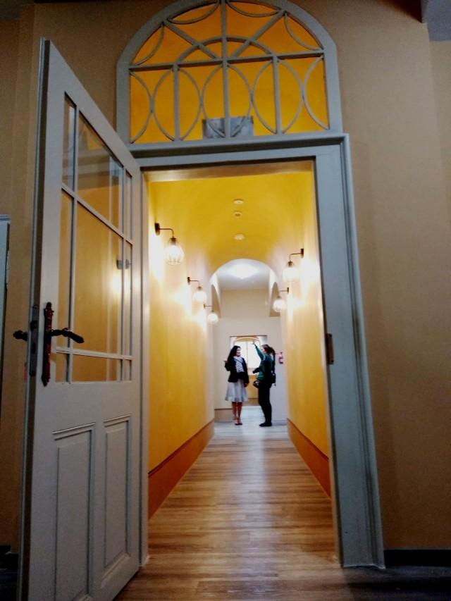 Byliśmy w pałacu chwilę przed oficjalnym otwarciem. Trwały ostatnie przygotowania. Zobaczcie, jak było.