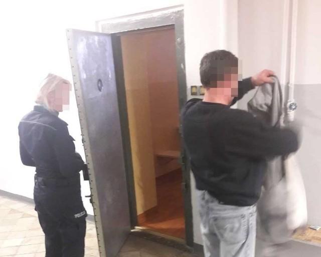 50-latek z Opola został aresztowany na trzy miesiące.