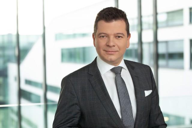 Wojciech Trojanowski jest członkiem zarządu Grupy STRABAG w Polsce