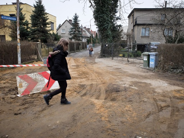 Remont kanalizacji na Pawłowicach