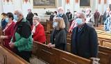 Odpust na Świętym Krzyżu. W piątek modlili się rolnicy, sadownicy, pszczelarze. Mszę odprawił biskup Marian Florczyk [ZDJĘCIA]
