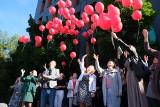 W niebo poleciały czerwone balony. ProSalute wspiera dzieci z dystrofią mięśniową