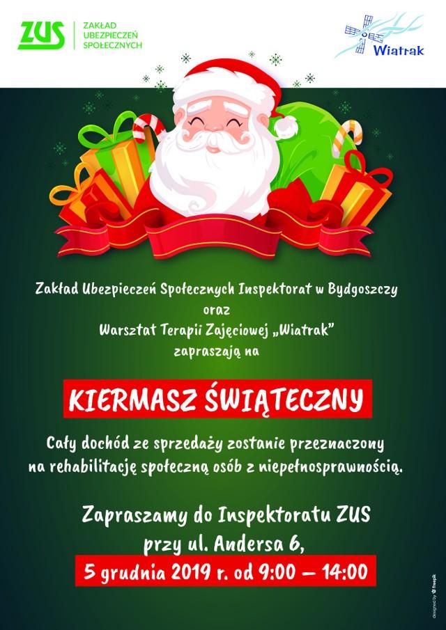 Uczestnicy kiermaszu będą mieli okazję kupić własnoręcznie wykonane ozdoby świąteczne.