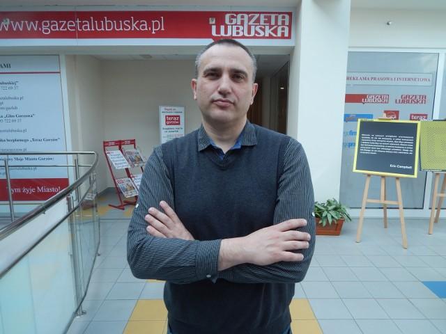 Dr Klatta, politolog Państwowej Wyższej Szkoły Zawodowej w Gorzowie.