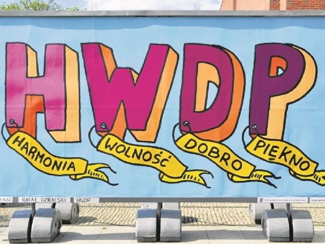 Nowy billboard Galerii Rusz w Toruniu
