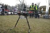 Palenie w piecach. Kontrole z dronem i mandaty od strażników miejskich w Koszalinie