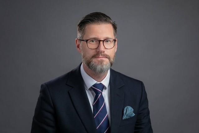 Dr Hubert Kotarski, socjolog z Instytutu Nauk Socjologicznych Uniwersytetu Rzeszowskiego