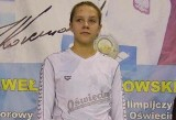 Oświęcim. Katarzyna Kołodziej z baletu trafiła do pływania. To był dobry wybór...