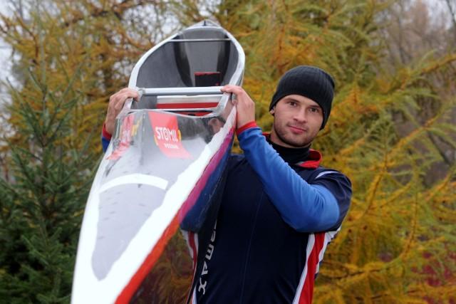 Vincent Słomiński w Racicach wystartuje na dystansie 5 km