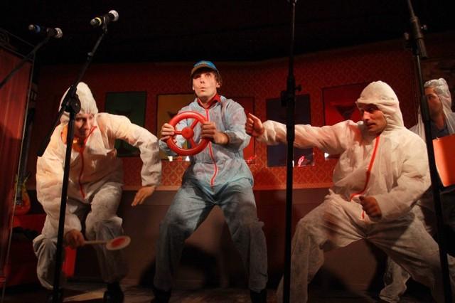 W czwartek odbył się ostatni występ Kabaretu Widelec w starym już składzie.