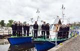 Statek nowej generacji i pracownia nawigacyjna dla Zespołu Szkół Żeglugi Śródlądowej w Nakle [zdjęcia]