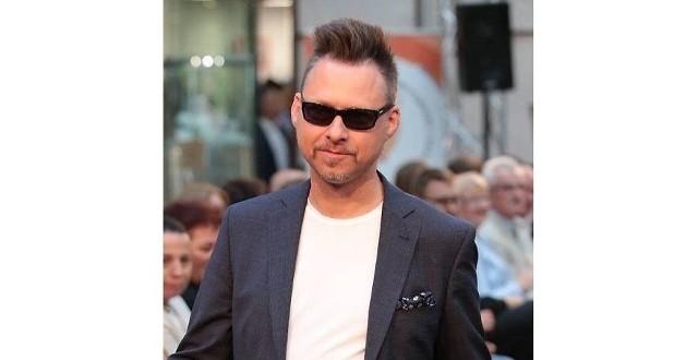 Tomasz Joseph Bracichowicz, lider zespołu Mafia, przyjaciel Festiwalu Scyzoryki.