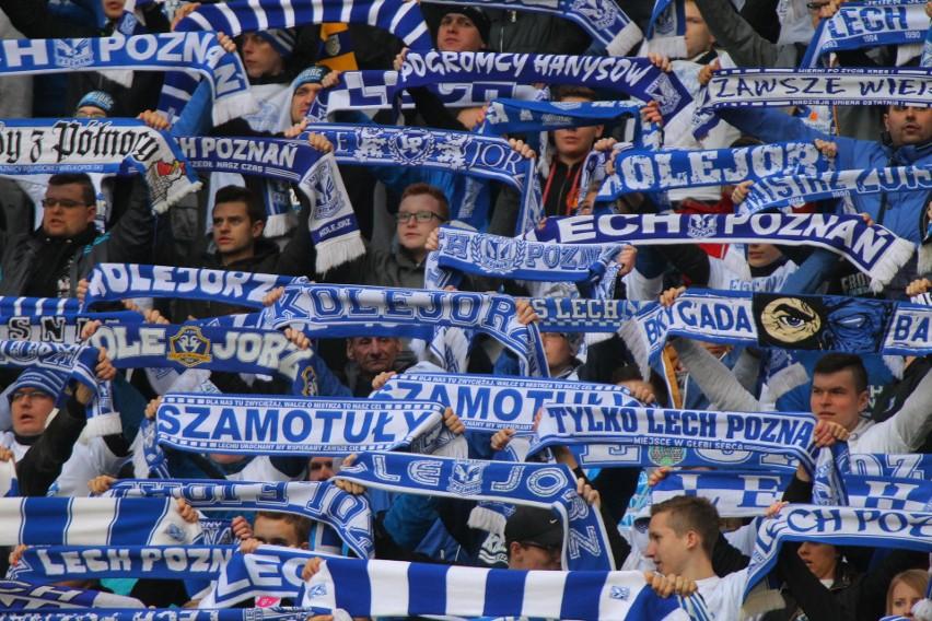 Wygraj bilety na mecz Lech Poznań - Korona Kielce