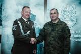 Centrum Szkolenia Wojsk Obrony Terytorialnej w Toruniu ma nowego komendanta