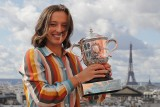 """Iga Świątek o wygranym Roland Garros: """"Powoli dociera do mnie czego dokonałam. Myślę, że w pełni dotrze dopiero po wakacjach"""" [ZDJĘCIA]"""