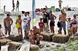 Doskonała zabawa na festiwalu Etnolas nad Jeziorem Tarnobrzeskim [ZDJĘCIA]