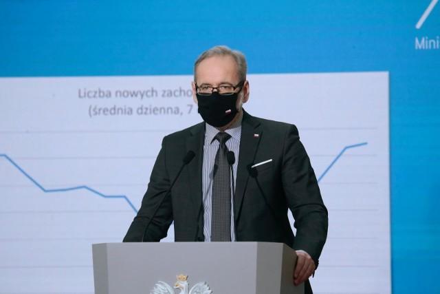 Niedzielski: Przeznaczymy 700 mln zł na nowoczesne terapie chorób rzadkich