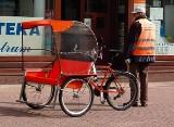 Riksze wyjeżdżają na Piotrkowską