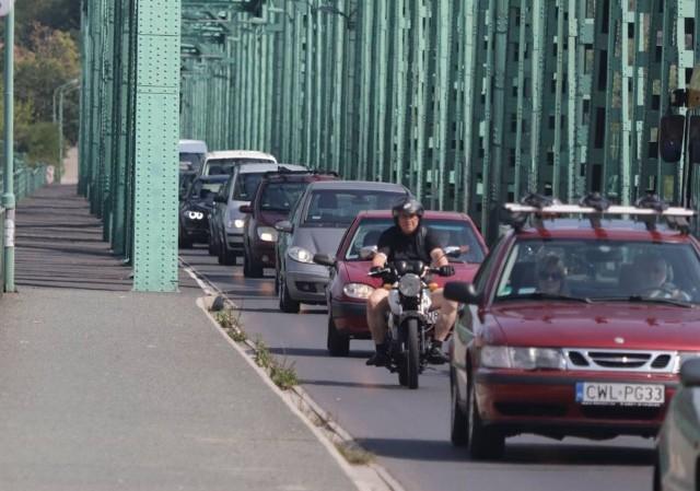 Podczas spotkania z prezydentem Włocławka, mieszkańcy pytali, czy jest szansa na wybudowanie trzeciego mostu