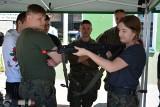 Ostrołęka. Pokaz sprzętu wojskowego przy II SLO (zdjęcia)