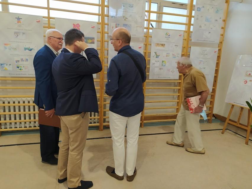 Dzisiaj (22 lipca) odbyło się otwarcie wystawy...