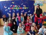 Przedszkolaki z Suchej pożegnały karnawał na wielkim balu. Były tańce i zabawy