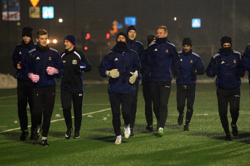 Motor Lublin. Piłkarze rozpoczęli przygotowania do rundy wiosennej
