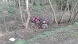 Dolistowo Nowe. Zginął nastolatek. Śmiertelny wypadek z udziałem quada, którym jechało trzech chłopców [12.08.2019]