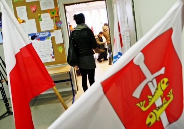 Komisje wyborcze w Gdyni. Kandydaci na radnych w Gdyni. Okręgi i obwody z listą ulic