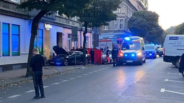 Do ogromnej tragedii doszło w niedzielny wieczór (10 października) przy skrzyżowaniu ulic Armii Polskiej i 30 stycznia w Gorzowie.