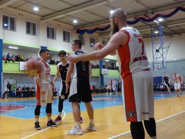 Mecz Tur Basket Bielsk Podlaski - AZS ŁKS Łódź