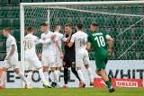 Warta Poznań - Zagłębie Lubin 0:2. Warta grała, a Zagłębie strzelało. Wielki mecz Dominika Hładuna (Skrót, bramki, gole, wynik)