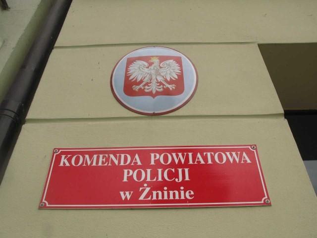 - W związku z sygnałami docierającymi do KWP w Bydgoszczy, dotyczącymi atmosfery i obaw policjantów z KPP w Żninie, które nie mają związku z obecnym kierownictwem, Komendant Wojewódzki skierował do jednostki psychologów - poinformowała Monika Chlebicz, rzecznik KWP w Bydgoszczy
