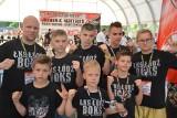 Sukcesy kickboxerów ŁKS Łódź Boks. Siedmioro wspaniałych zdobyło pięć medali