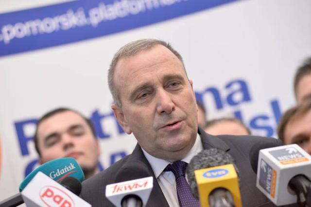 Grzegorz Schetyna: Platforma musi mentalnie wrócić z ministerstw do ludzi. Wynik następnych wyborów rozegra się w gminie